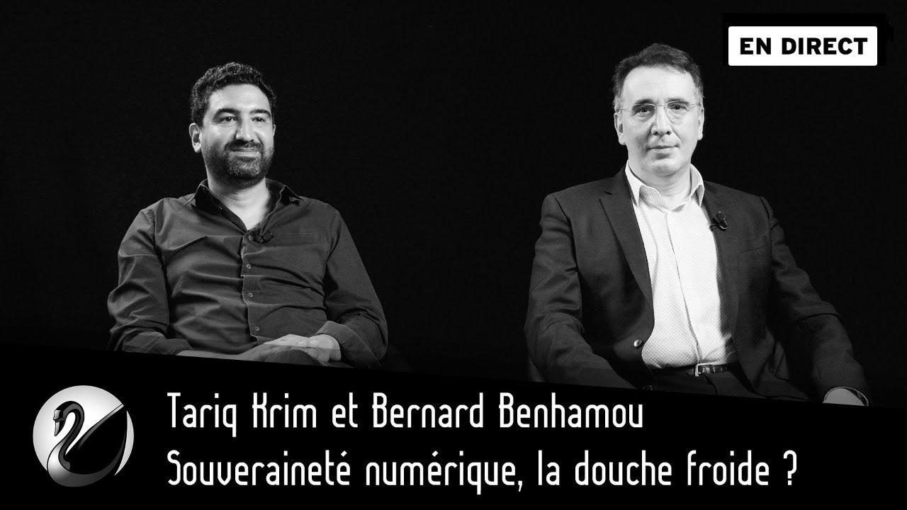 Tariq Krim et Bernard Benhamou : Souveraineté numérique, la douche froide ?