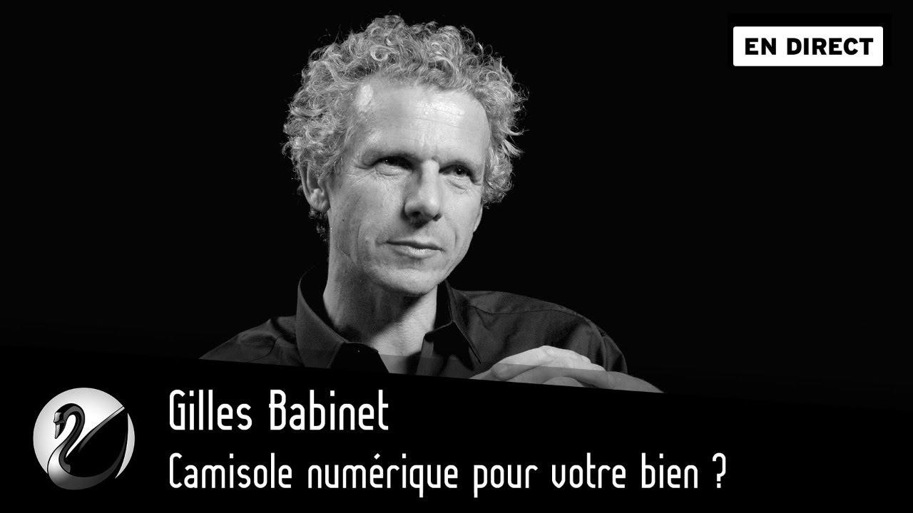 Gilles Babinet : Camisole numérique pour votre bien ?
