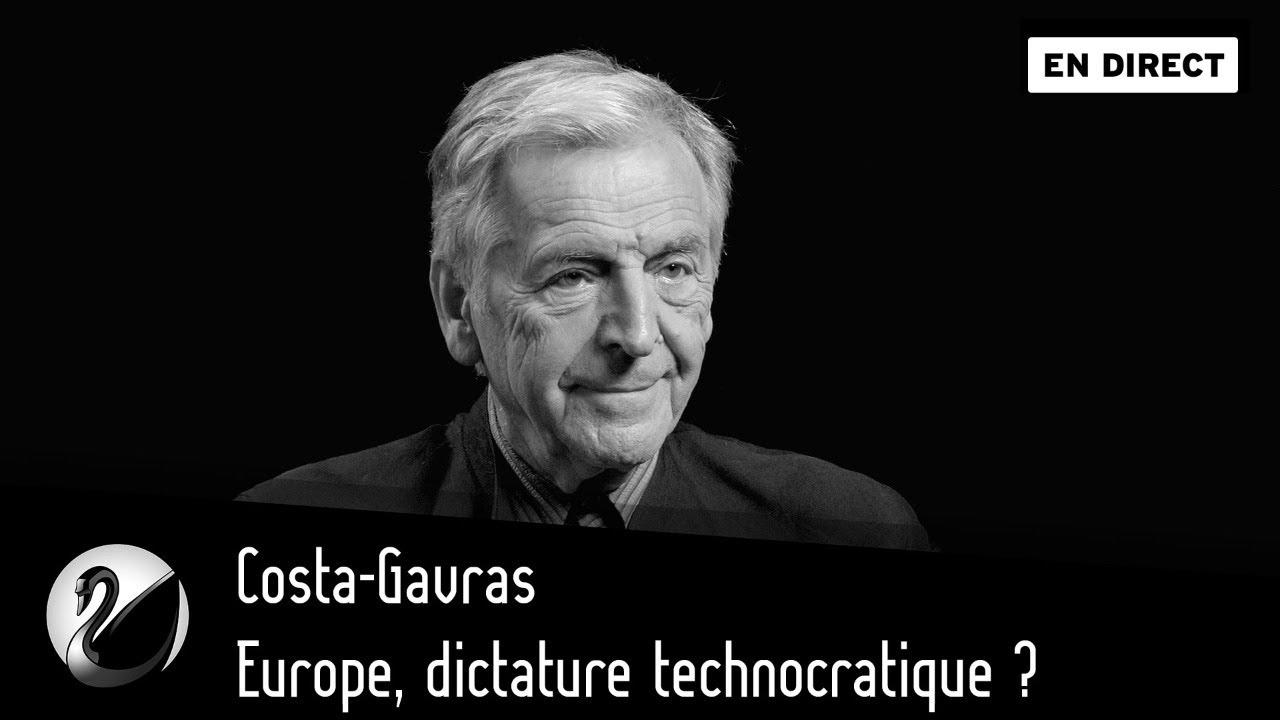 Costa-Gavras : Europe, dictature technocratique ?