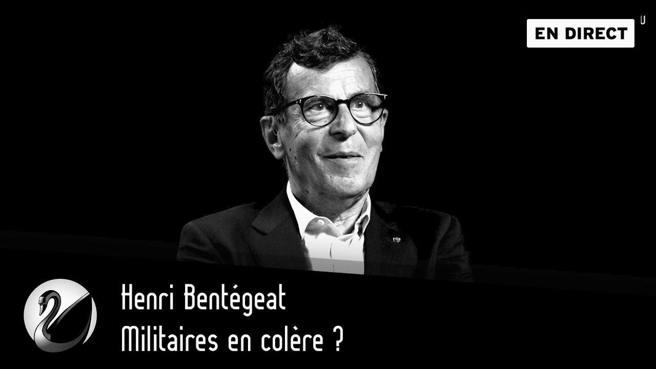 Henri Bentégeat : Militaires en colère ?