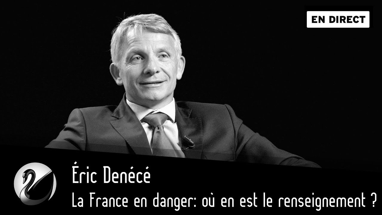 Eric Dénécé : La France en danger: où en est le renseignement ?