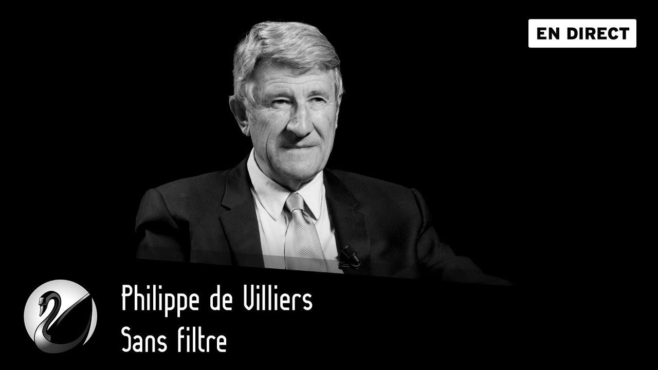 Philippe de Villiers : sans filtre ?